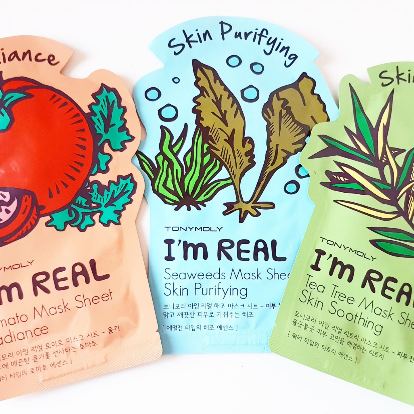 The Best & Worst Tony Moly Sheet Masks