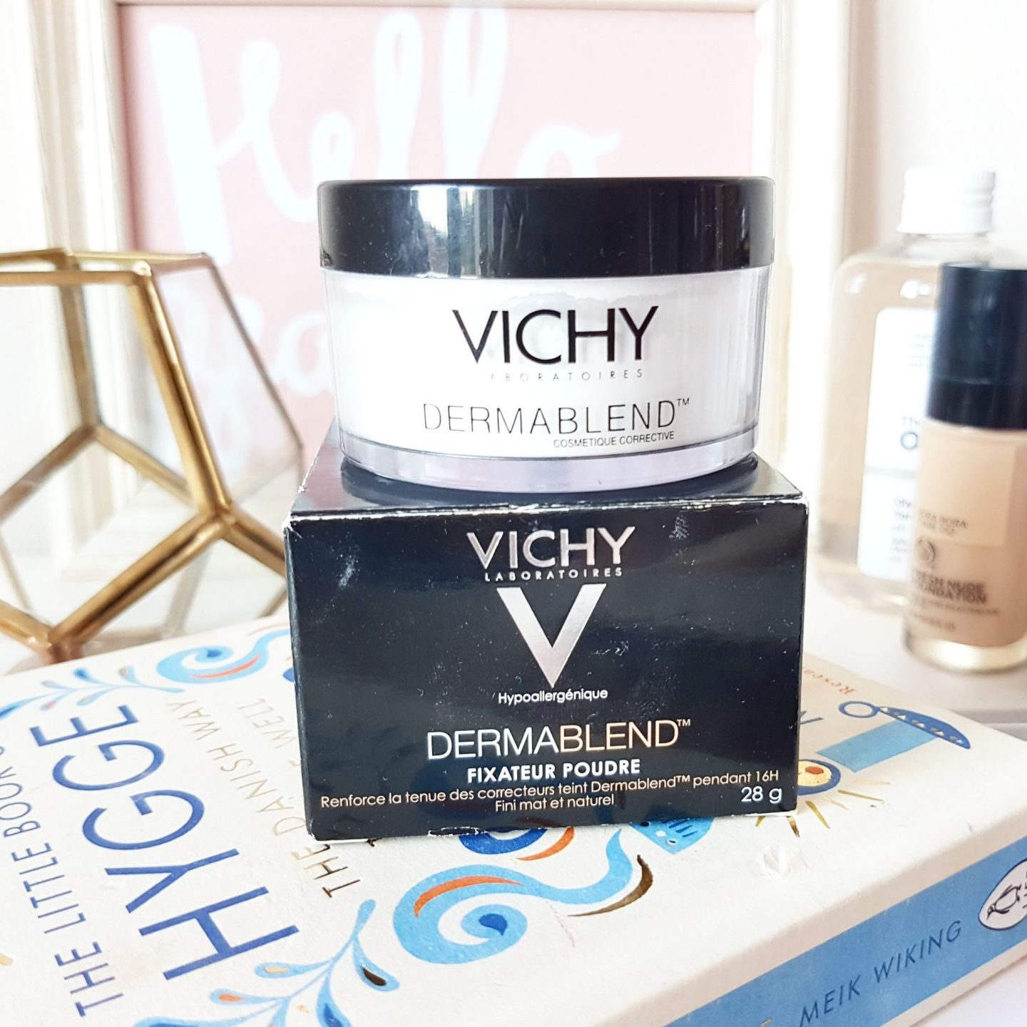 Vichy Dermablend Setting Powde