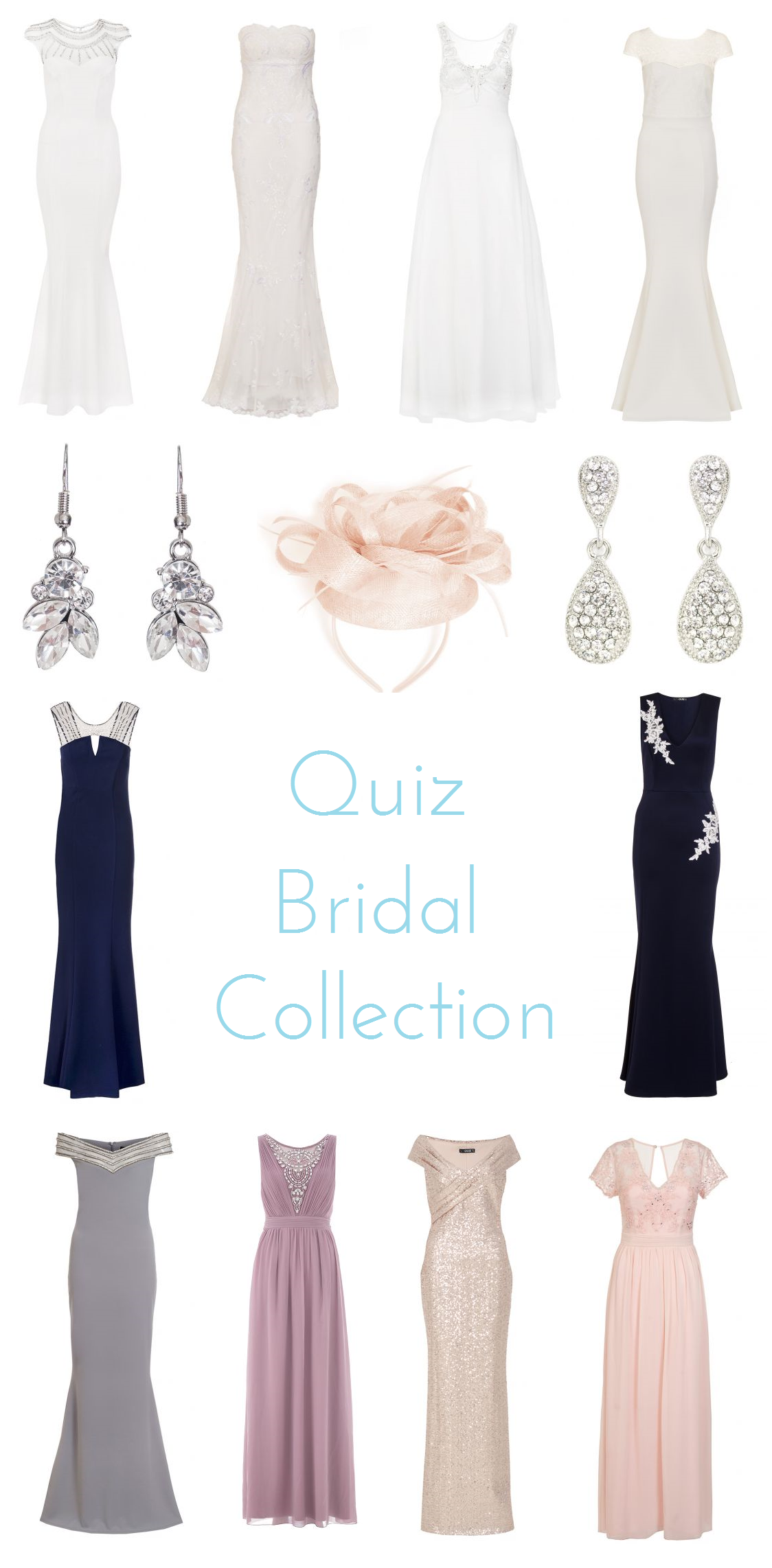 Quiz Bridal Collection