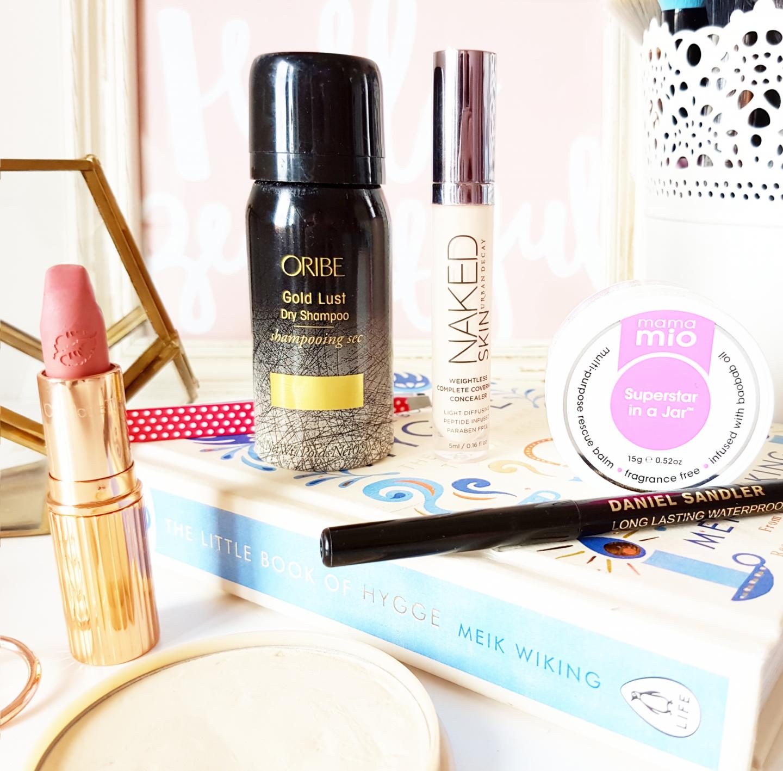 What's In My Makeup Bag #1   Mama Mio, Oribe & Daniel Sandler