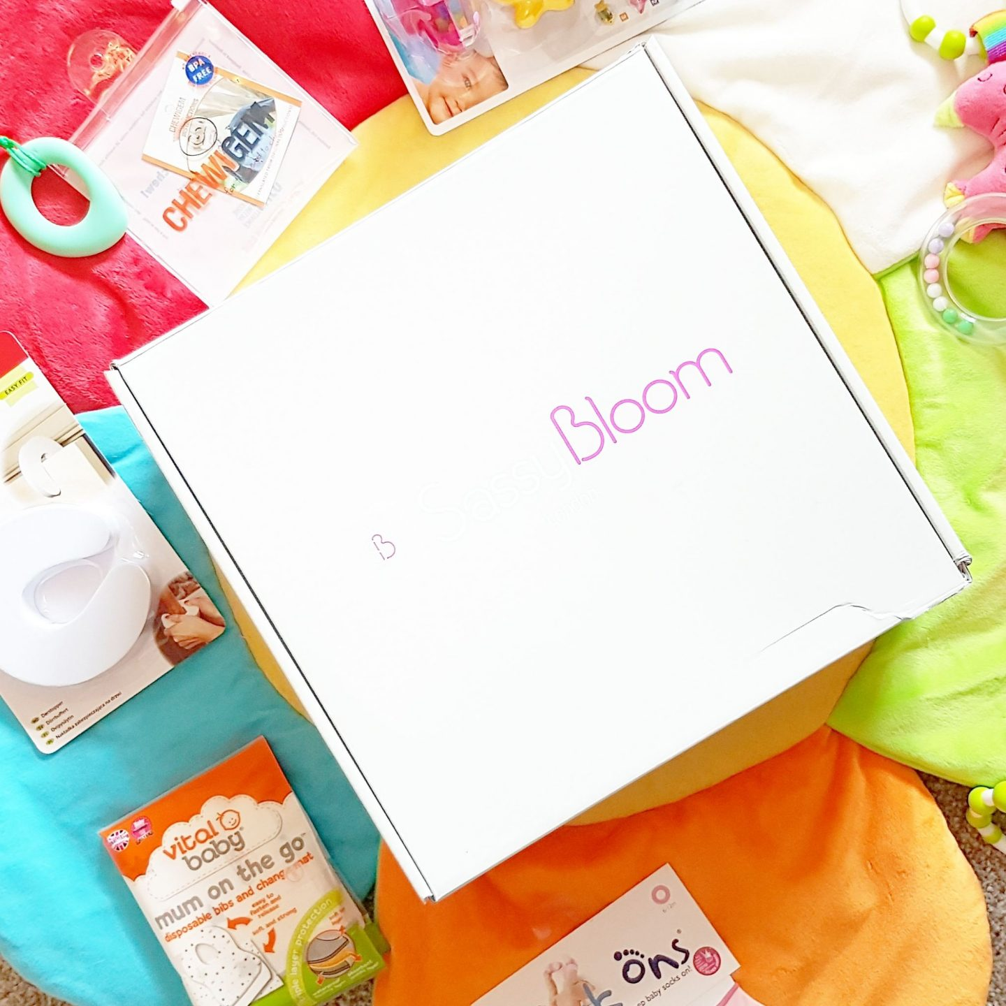 Baby Update | Weaning, Playing and Teething with Nuby, Sassy Bloom & Skip Hop Zoo