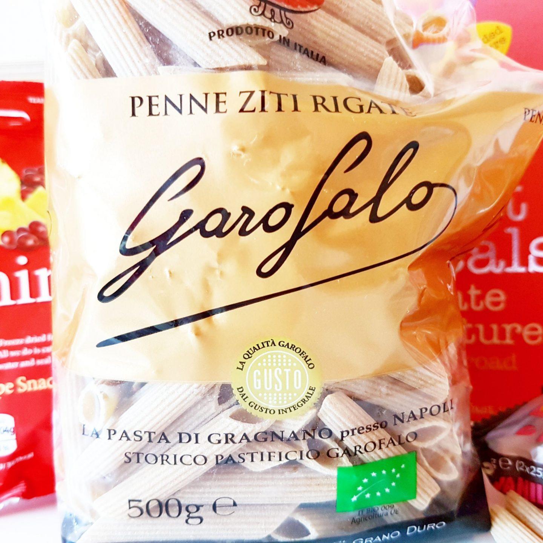 Degustabox | Garofalo Whole Wheat Penne Pasta