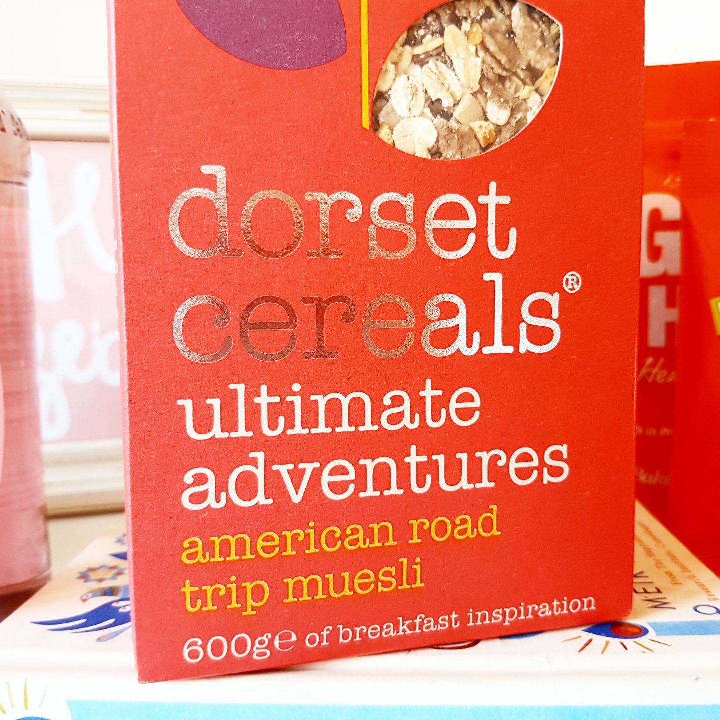 Degustabox | Dorset Cereals Ultimate Adventures