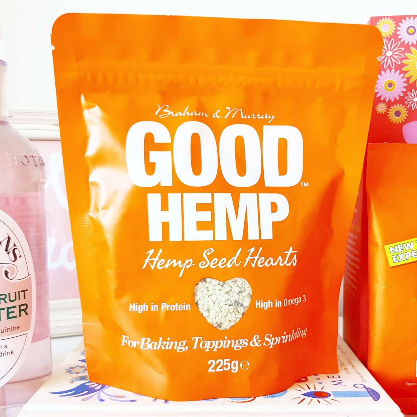 Degustabox | GOOD HEMP Hemp Seed Hearts