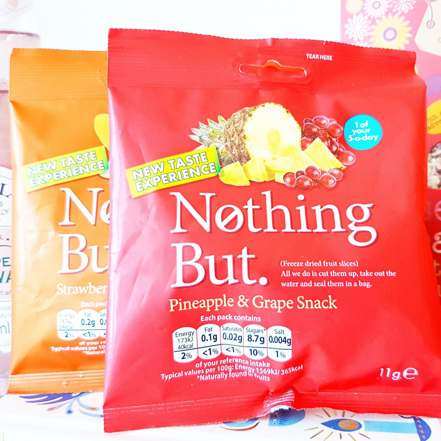 Degustabox | Nothing But Snack Packs