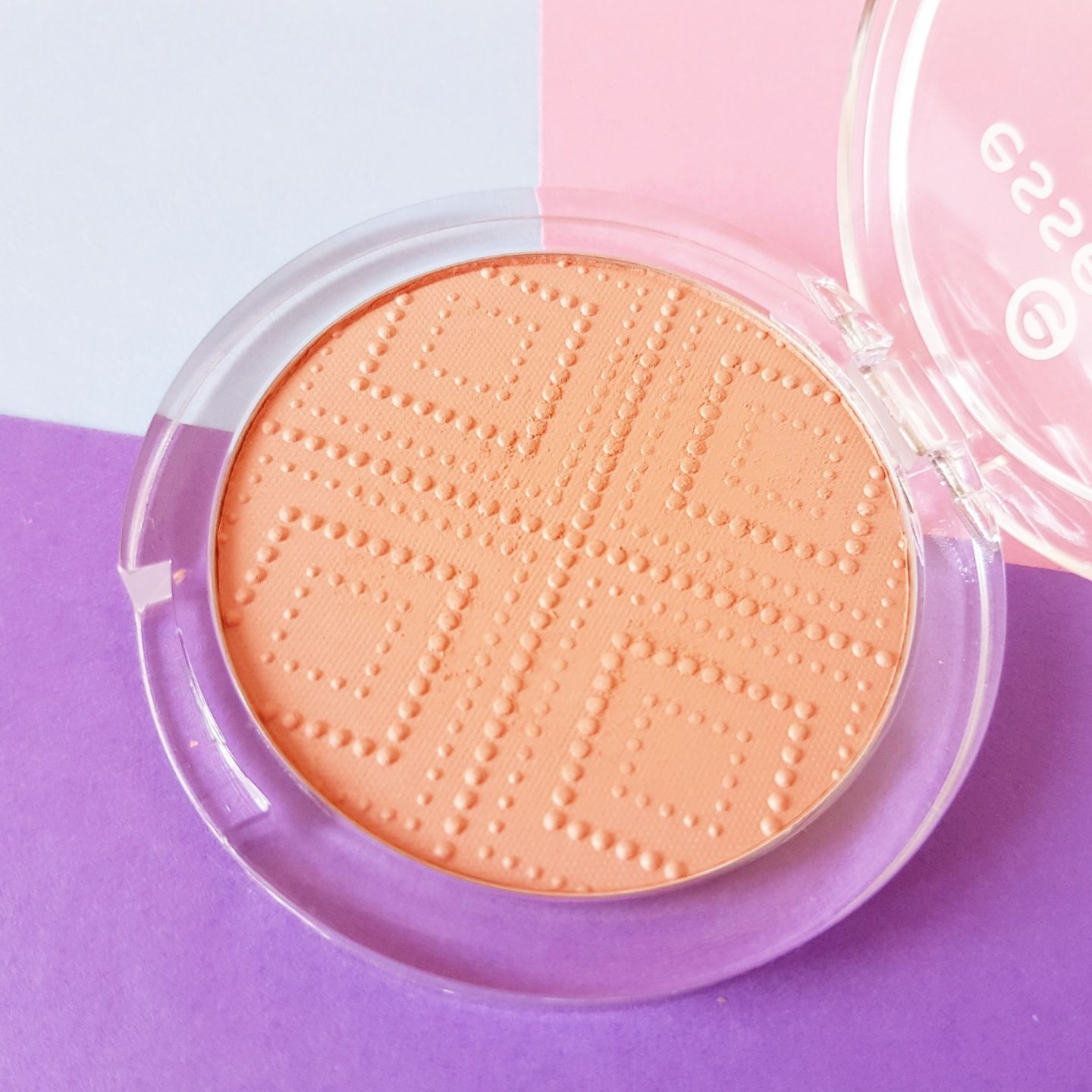 Essence Satin Touch Blusher in Satin Coral