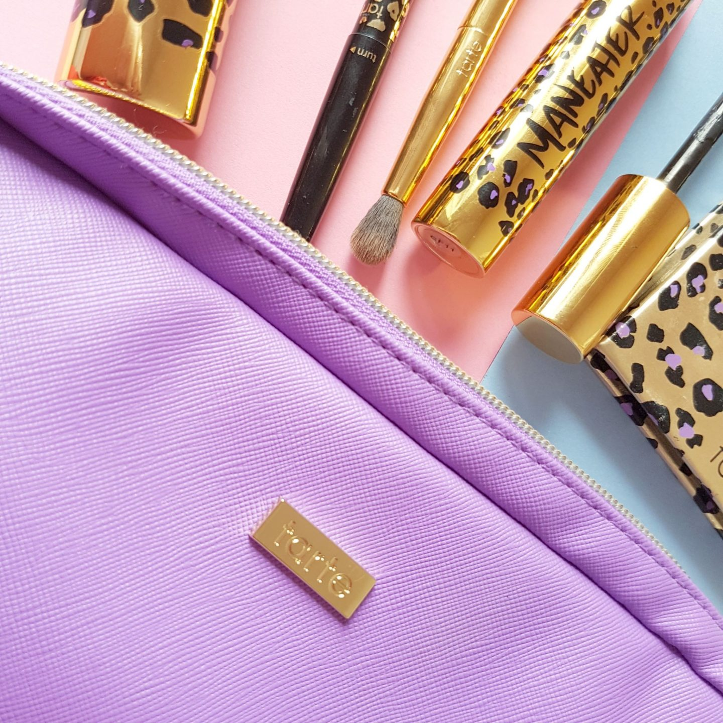 The Tarte Maneater Make-up Collection