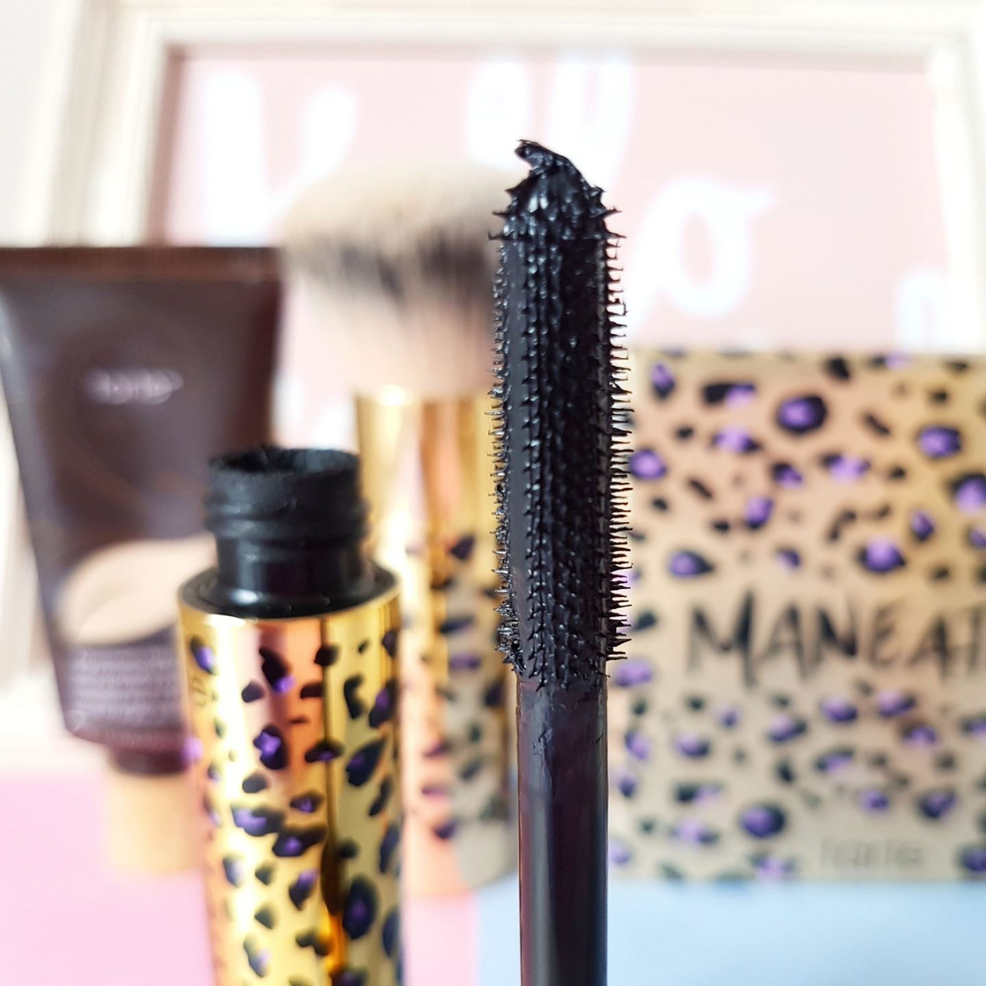 The Tarte Maneater Make-up Collection | Mascara