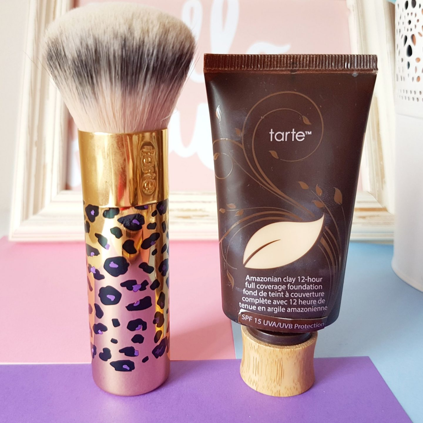 The Tarte Maneater Make-up Collection | Amazonian Clay Foundation