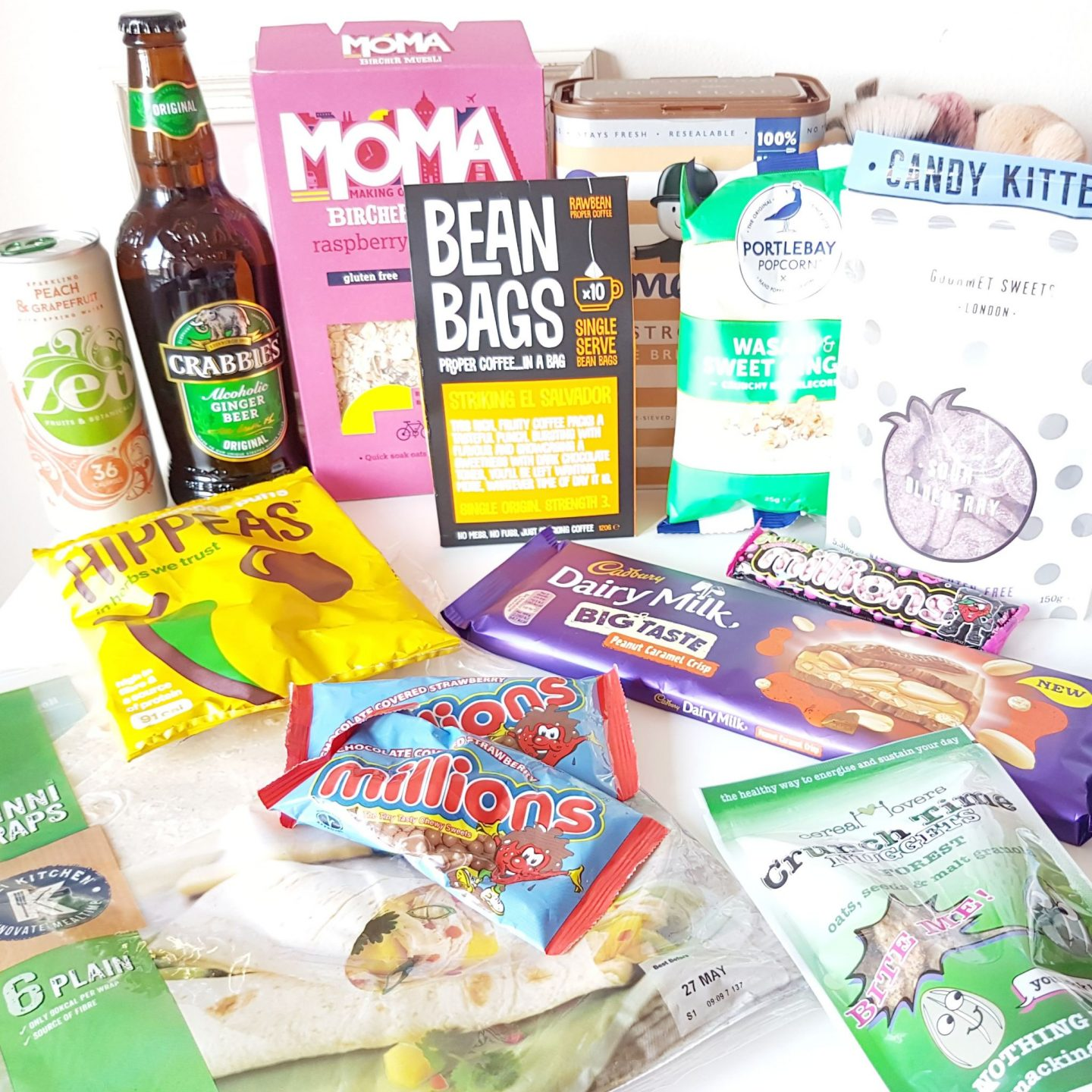 The Picnic Box | Degustabox Unboxing & Promo Code