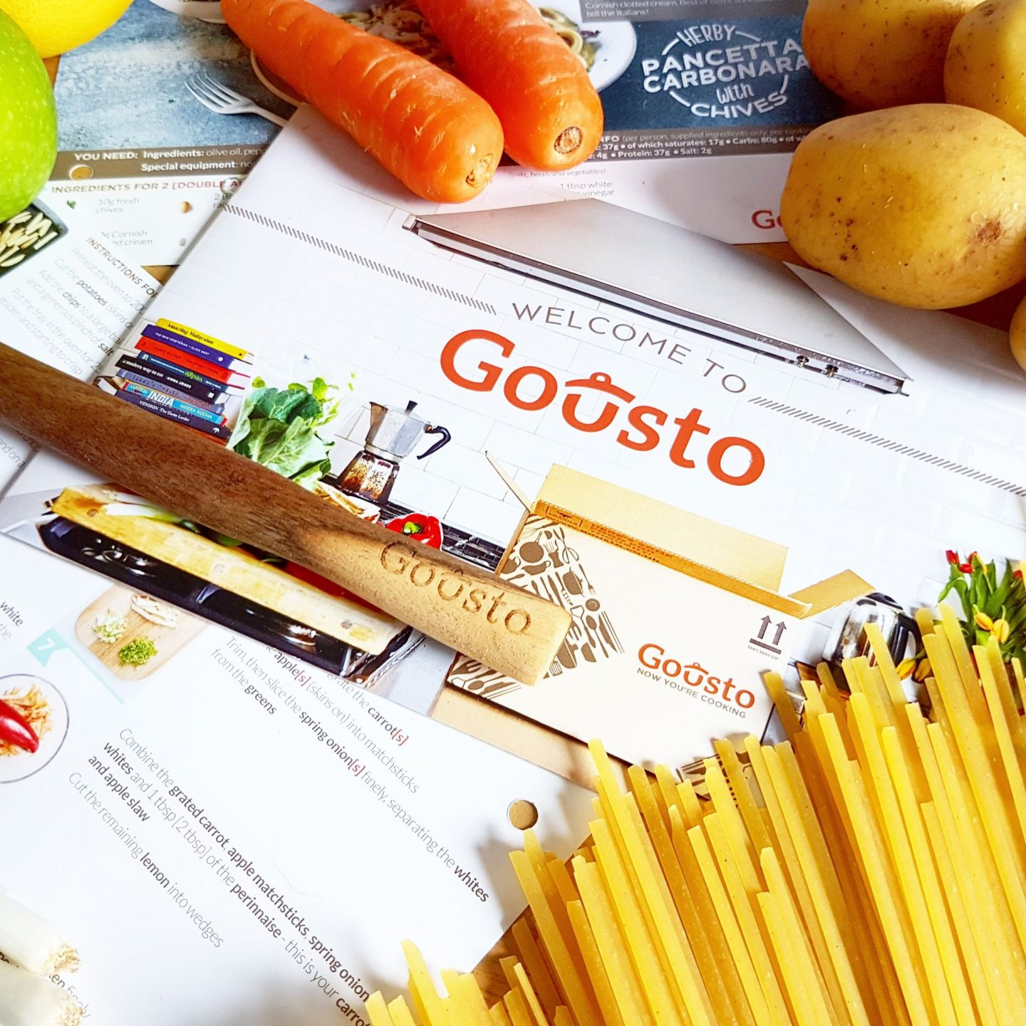 Gousto | Deliciously Different Meals Delivered to Your Door
