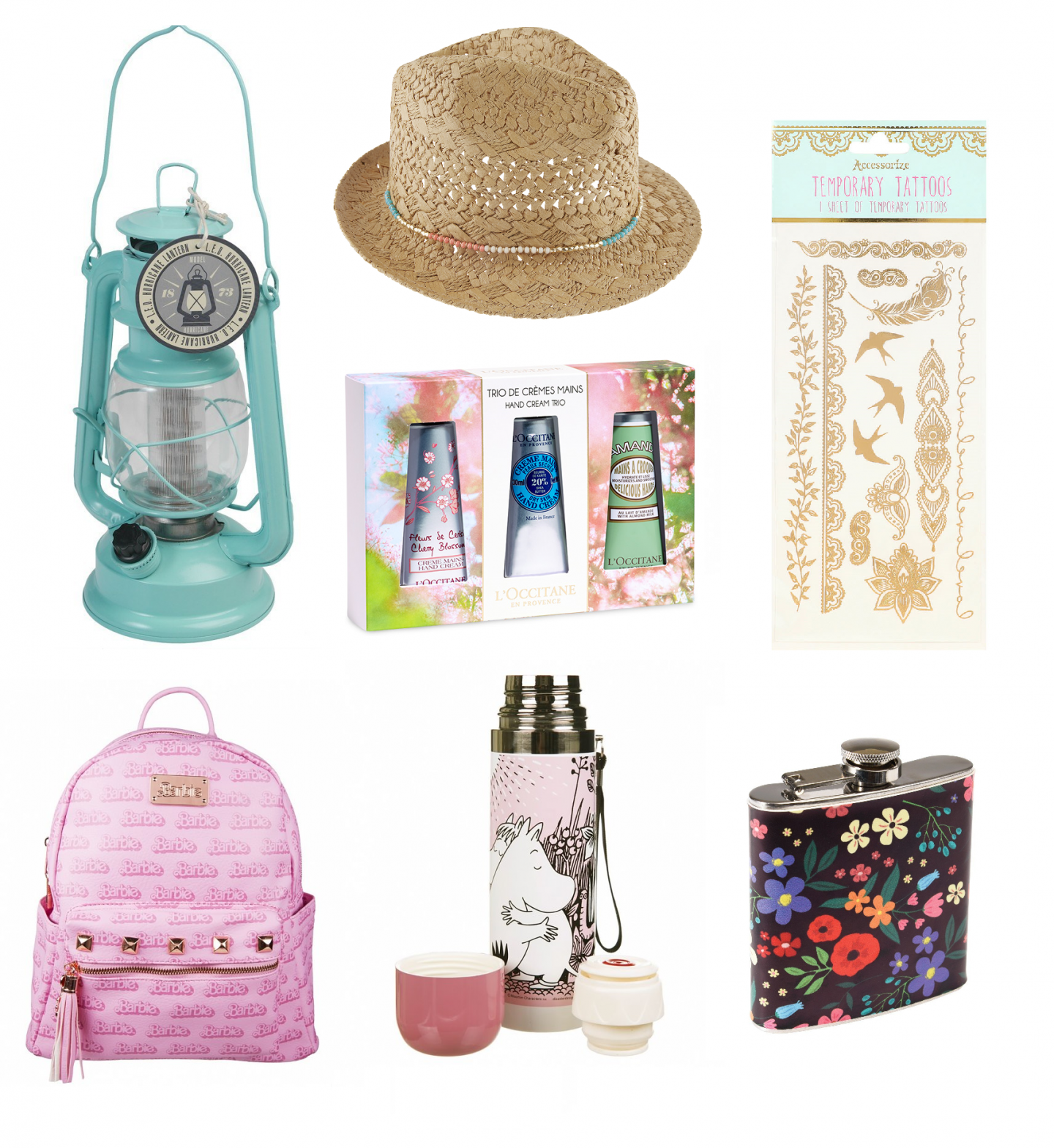 Festival Accessories & Beauty Essentials with l'Occitane