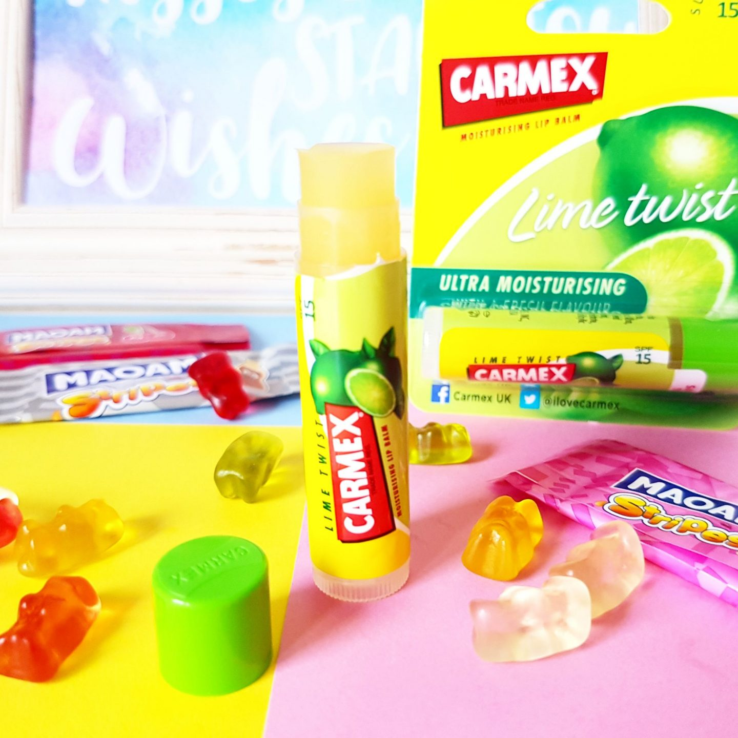 Carmex Ultra Moisturising Lip Balm | A Much Loved with a New Lime Twist