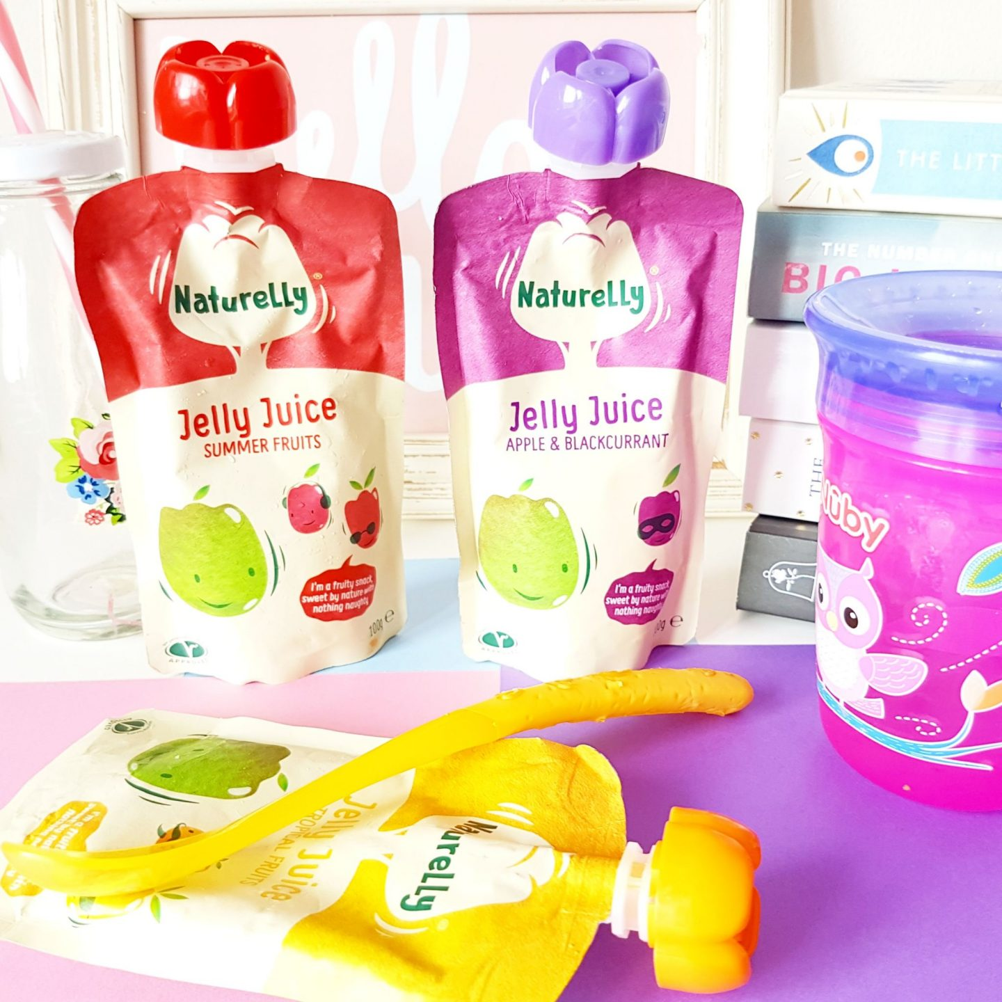 Naturelly Jelly Juice Giveaway | A fun and Healthy Lunchbox Must-Have