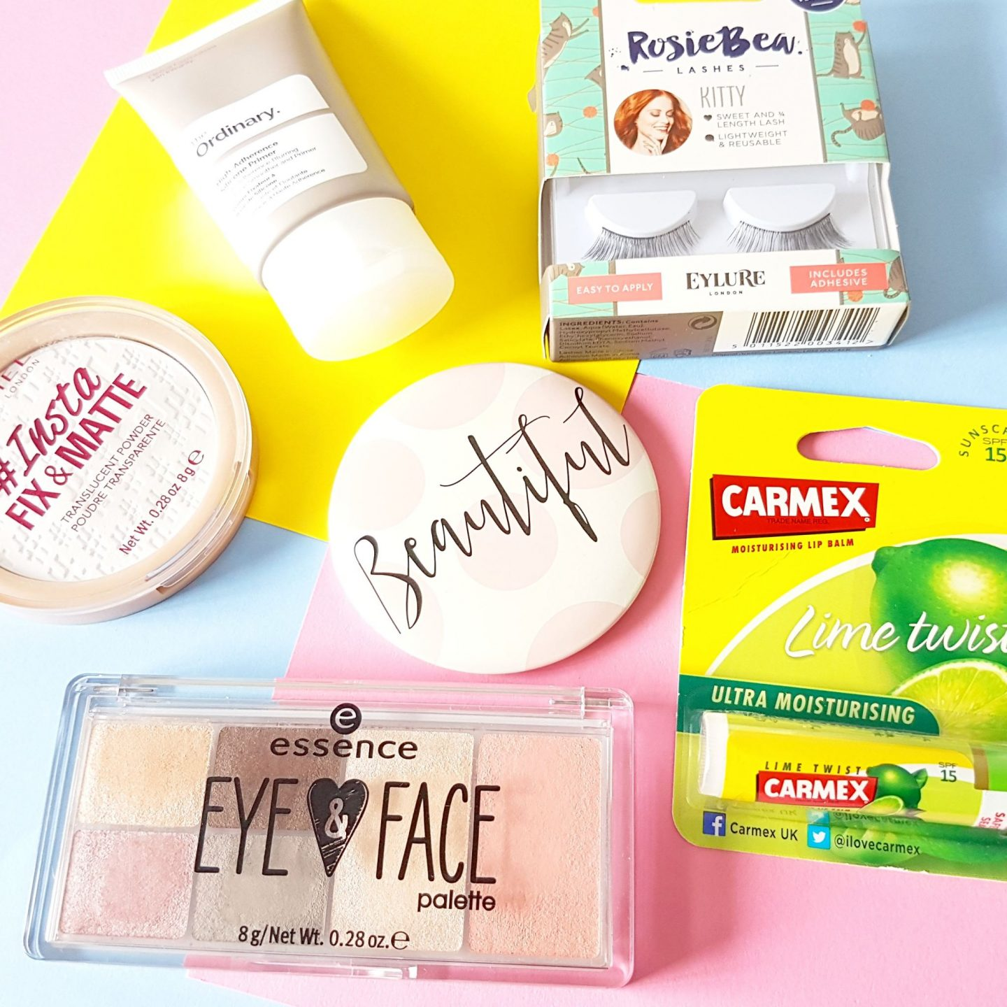 July's Top Five Under £5 | Affordable Makeup & Skincare For Under Five Pound