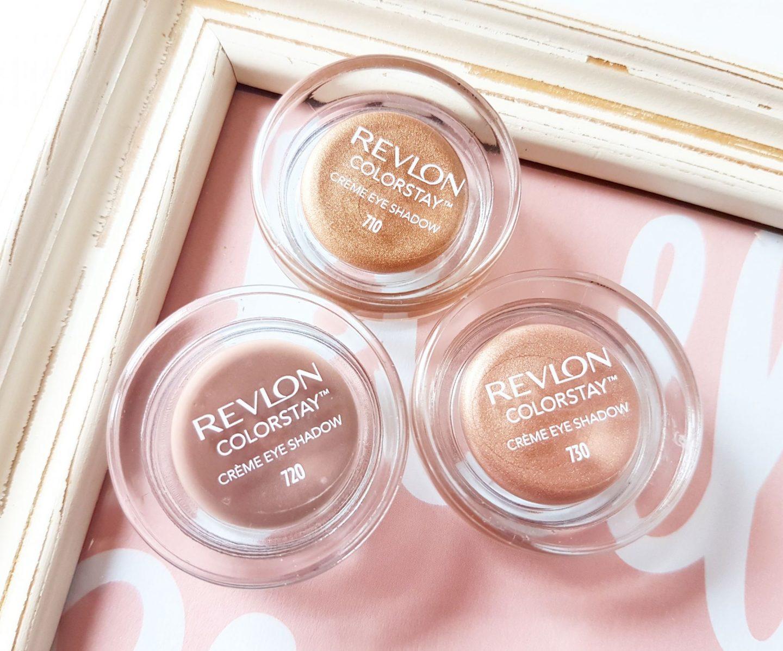 Revlon ColorStay Creme Eye Shadows
