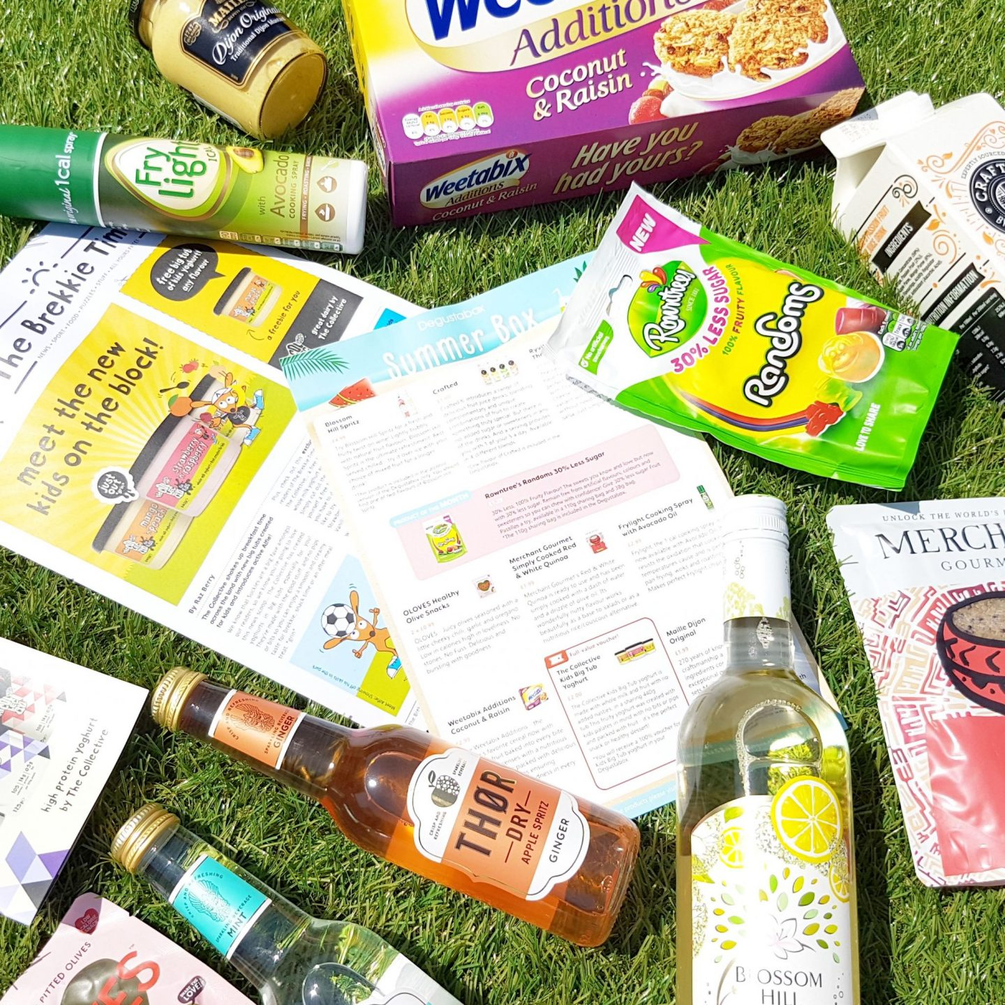 The Summer Box | Degustabox Unboxing & Promo Code