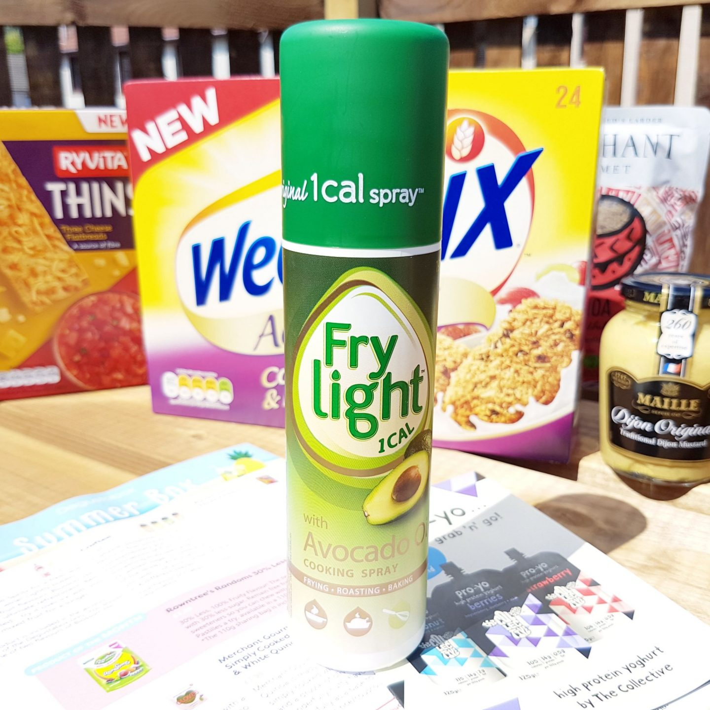 Frylight Cooking Spray with Avocado Oil
