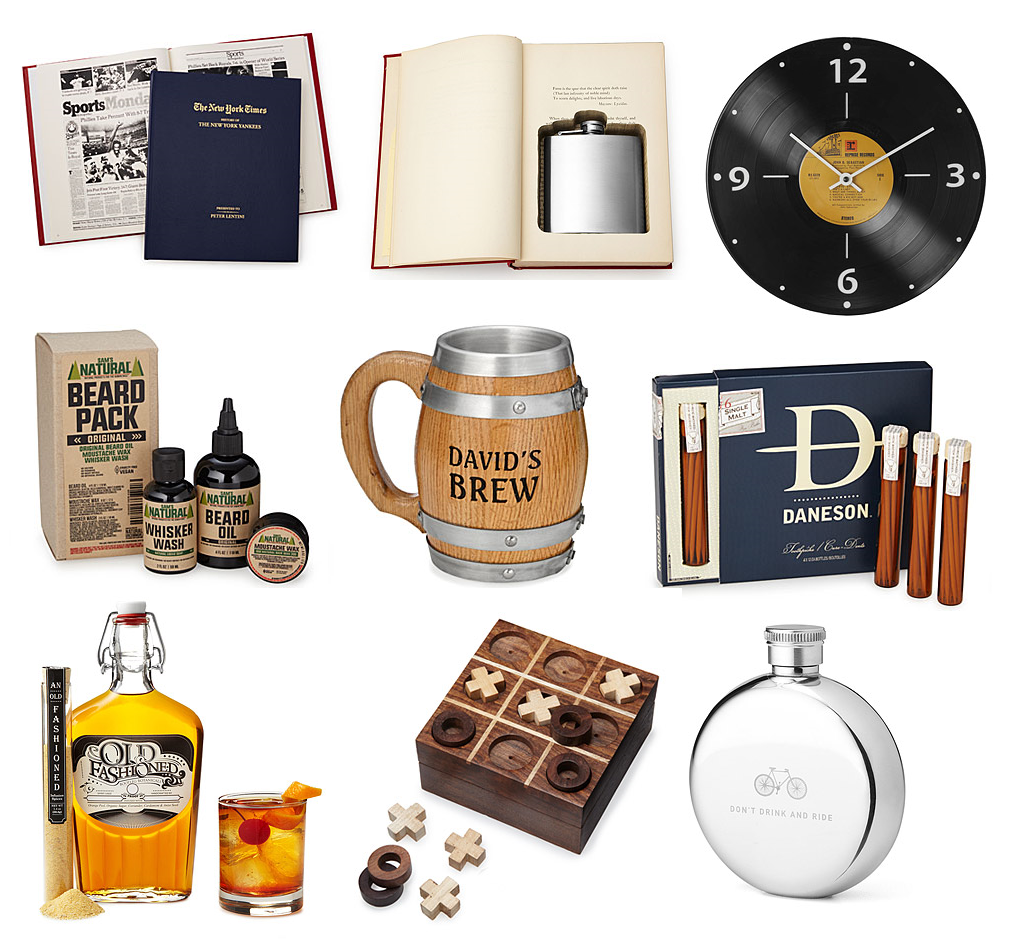 UnCommonGoods.com | Groomsmen Gifts