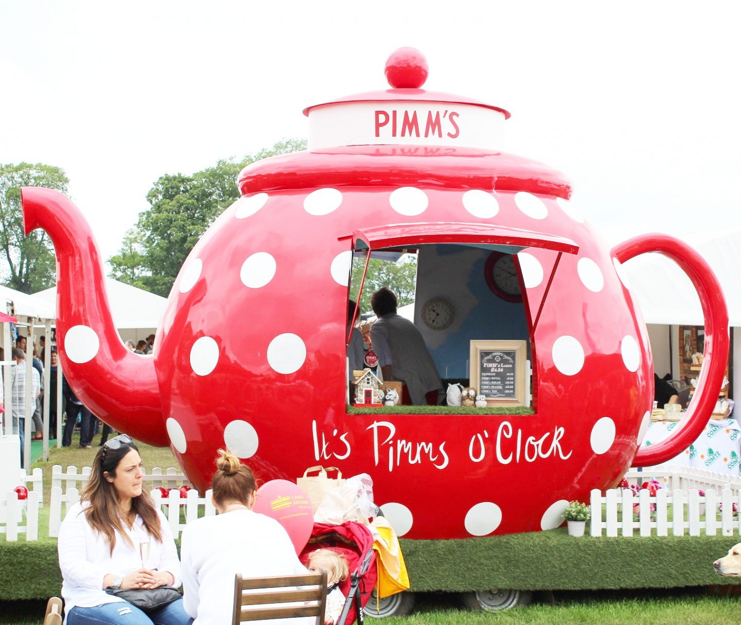 Edinburgh Foodie Festival with Pimm's