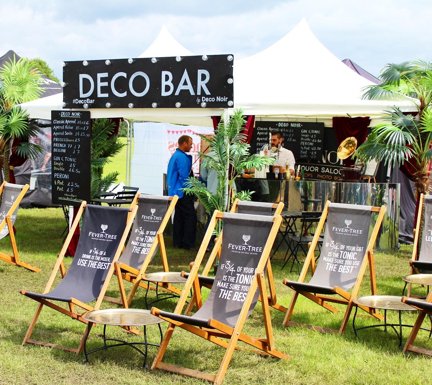 Edinburgh Foodie Festival | Deco Bar