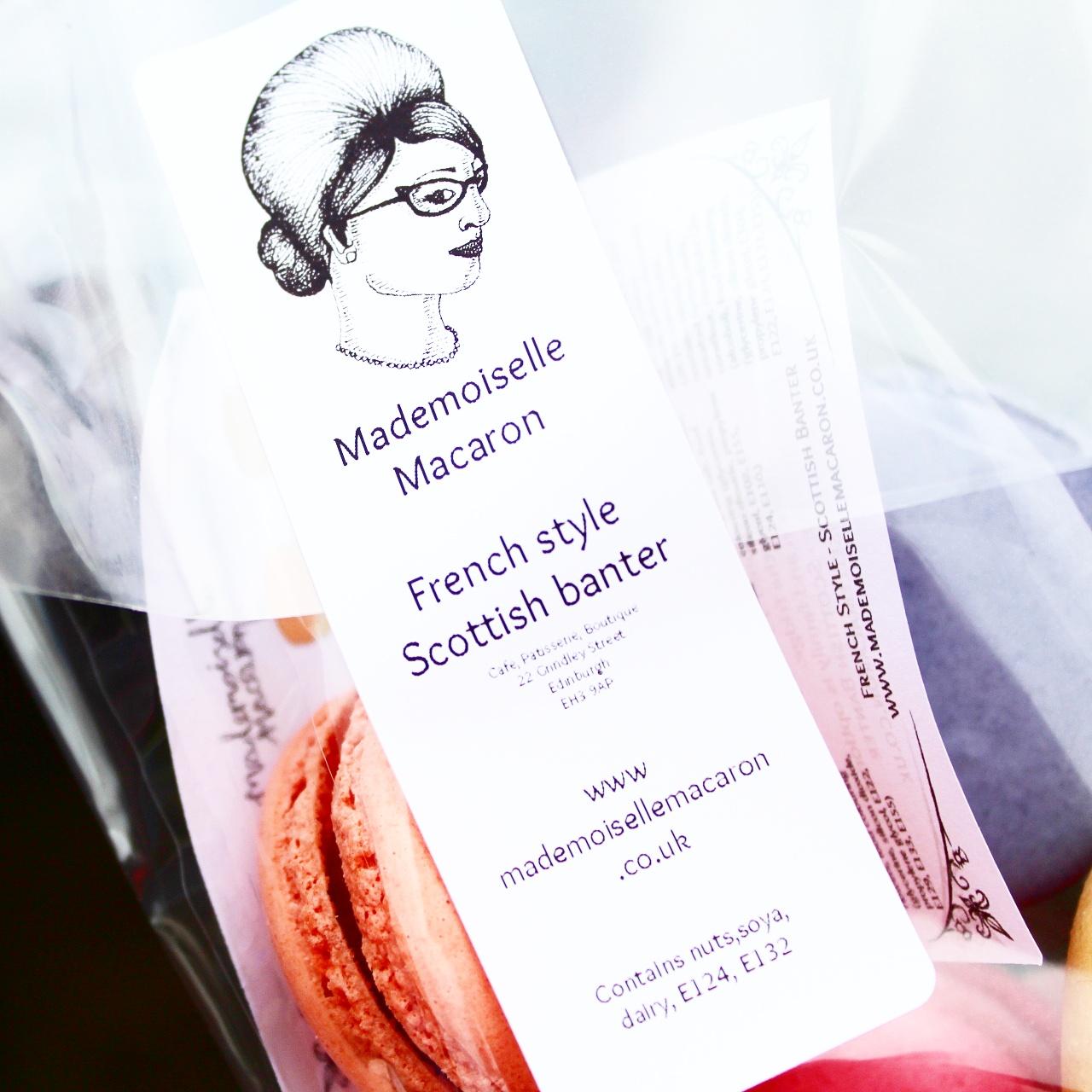 Edinburgh Foodie Festival with Mademoiselle Macaron