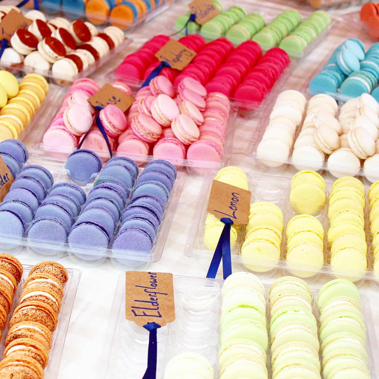 Edinburgh Foodie Festival with Mademoiselle Macaron