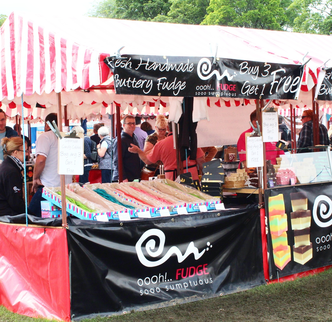 Edinburgh Foodie Festival