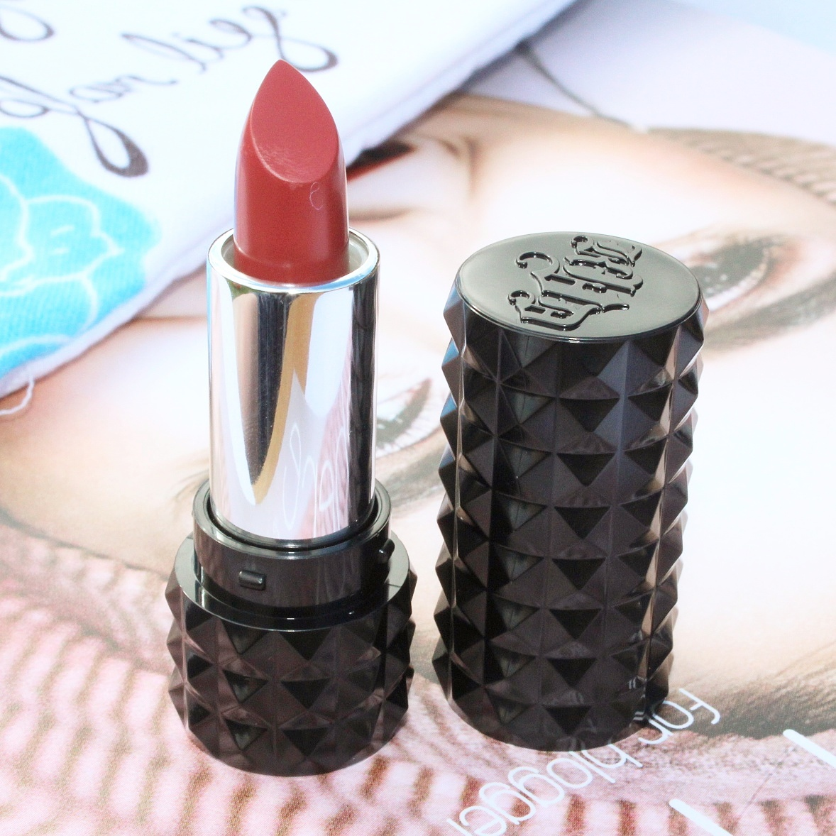 Love Me Beauty | Kat Von D Beauty Studded Kiss Lipstick