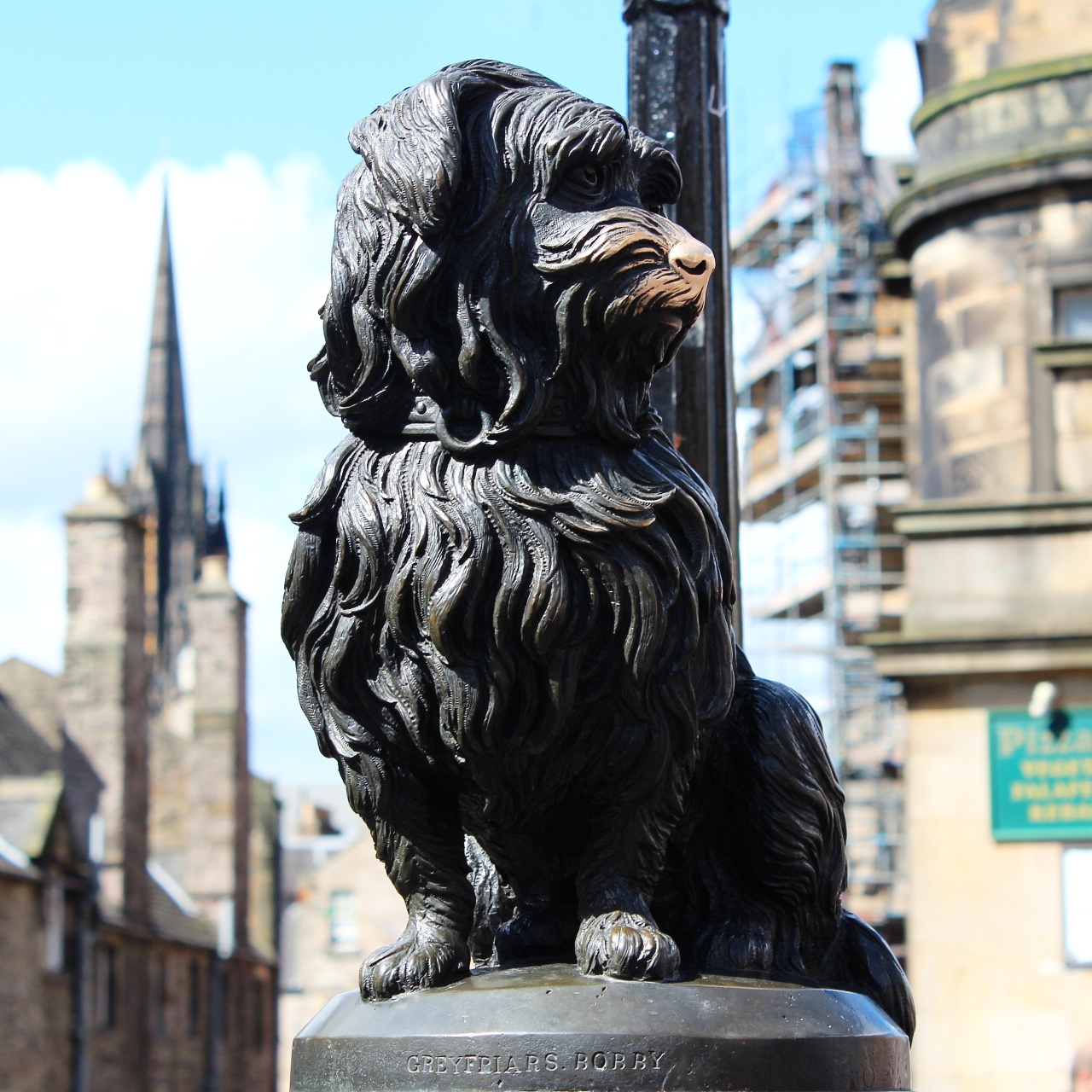 Edinburgh Family Day Out on a Budget | Greyfriar's Bobby