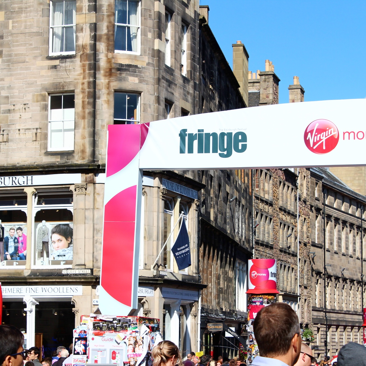 Photo Diary | Edinburgh Family Day Out on a Budget