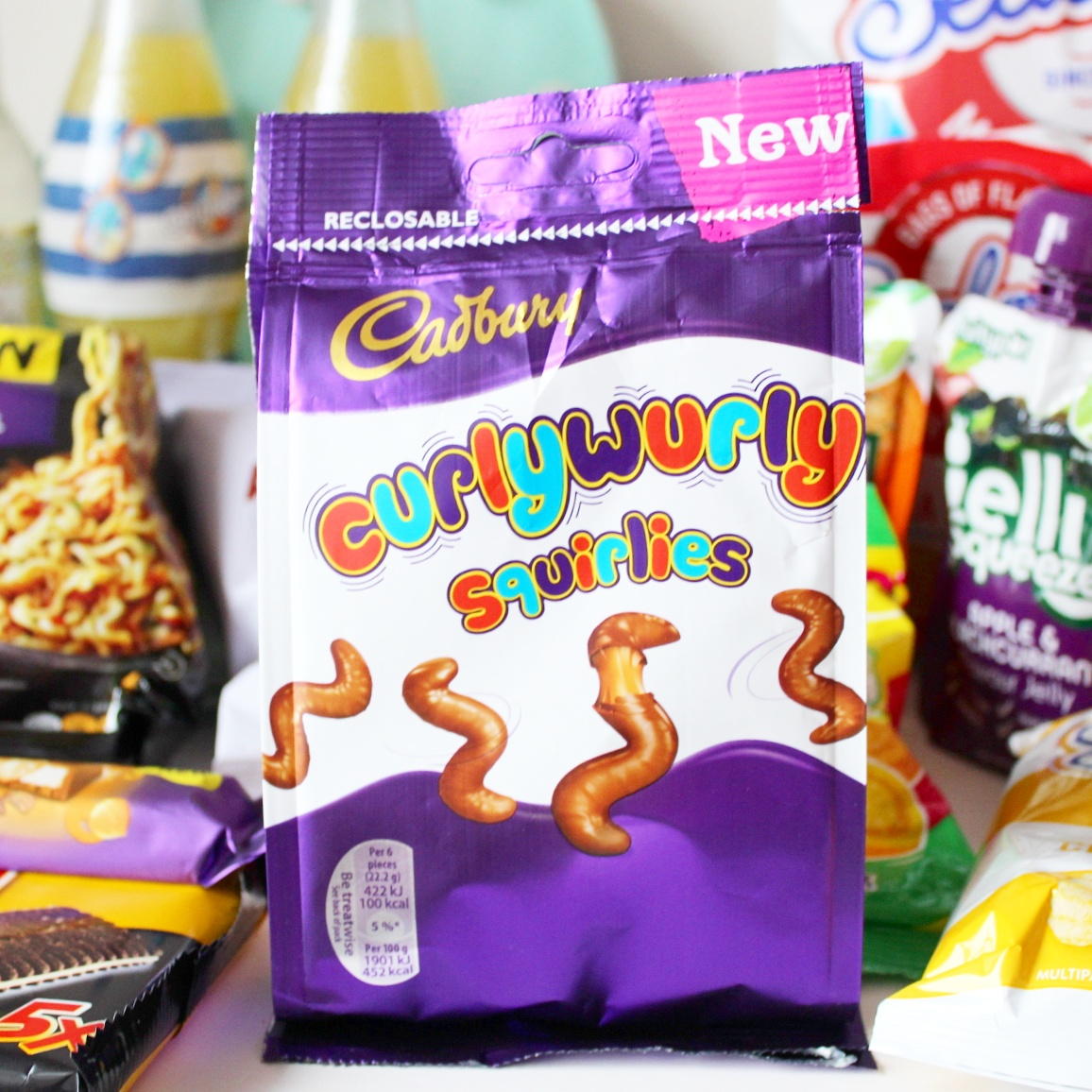 Curlywurly Squirlies | Degustabox