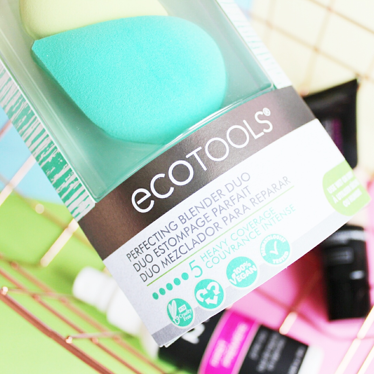 Eco Tools Perfecting Blender Duo | A Beauty Blender Dupe