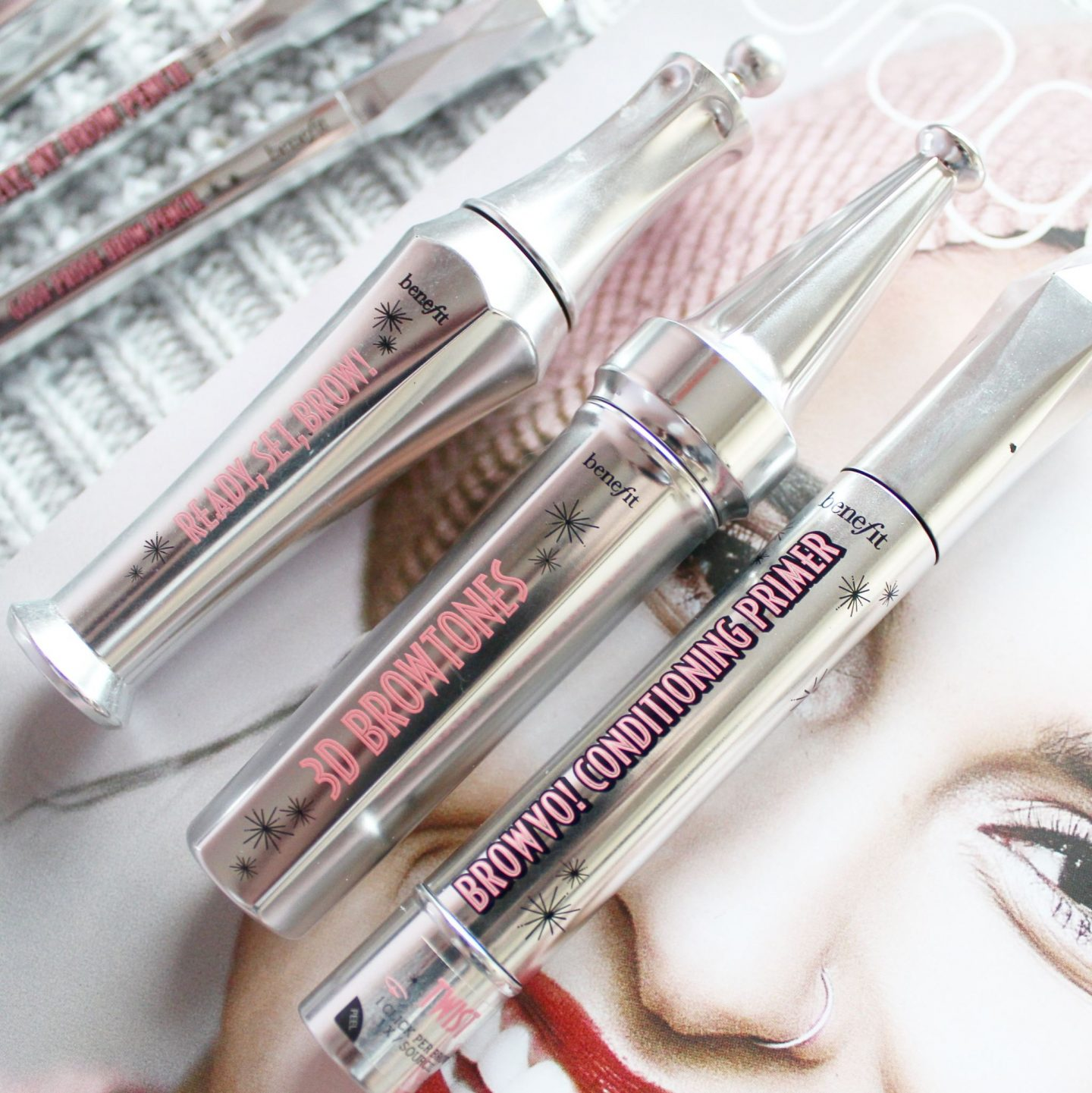 The Benefit Brow Collection at Debenhams | Foolproof Brow Powder
