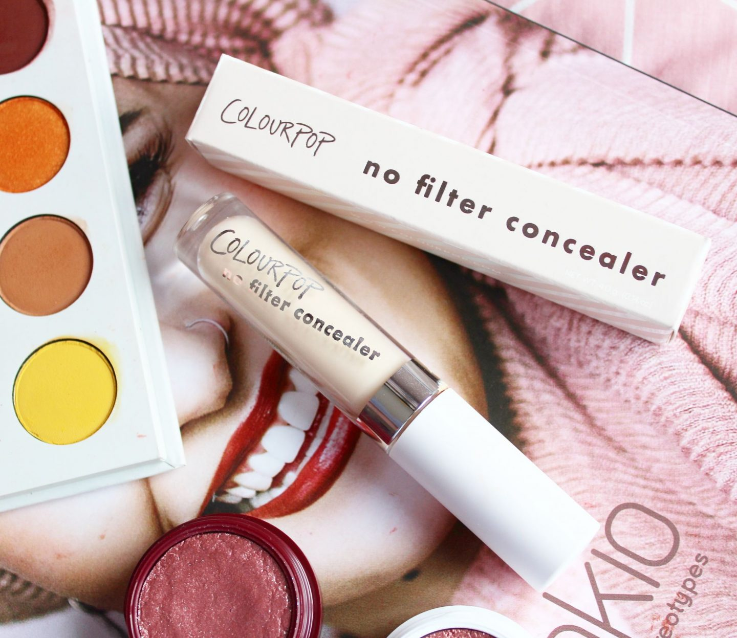ColourPop No Filter Concealer in Fair 5 Review