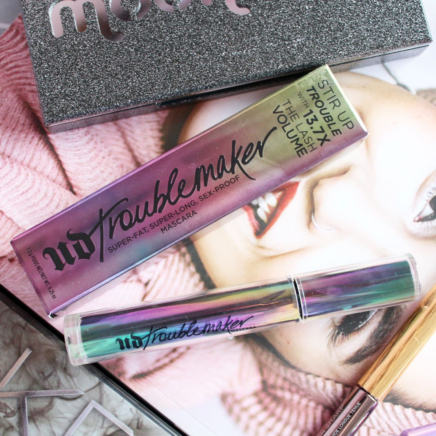 Urban Decay Troublemaker Mascara | Here Comes Trouble