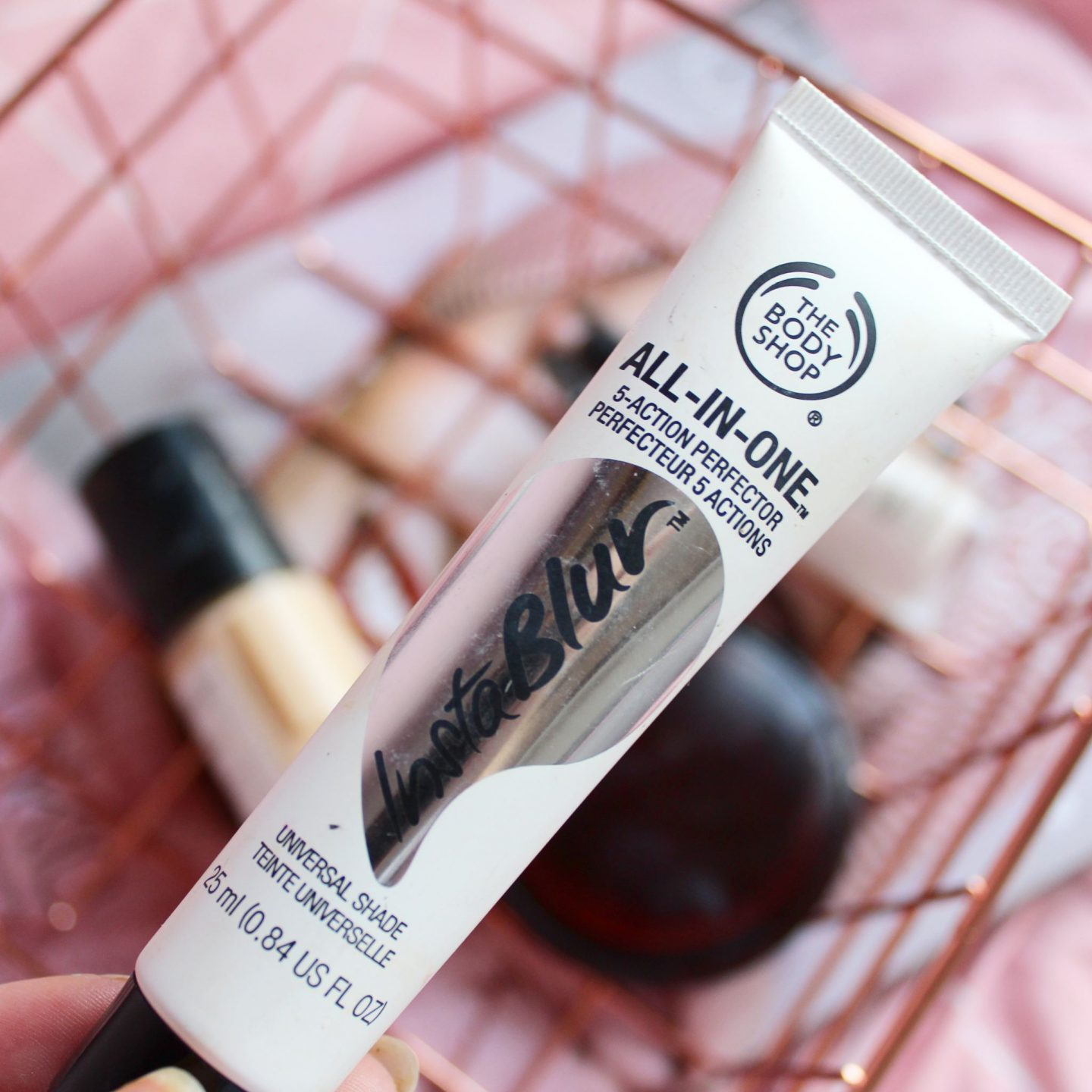 The Body Shop | All-In-One Instablur