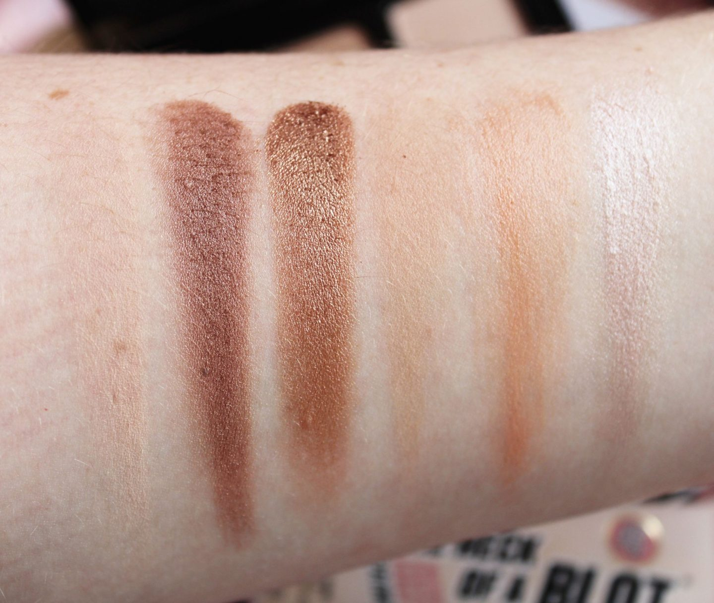 Soap & Glory 'She's A Natural' Day & Night Face Palette