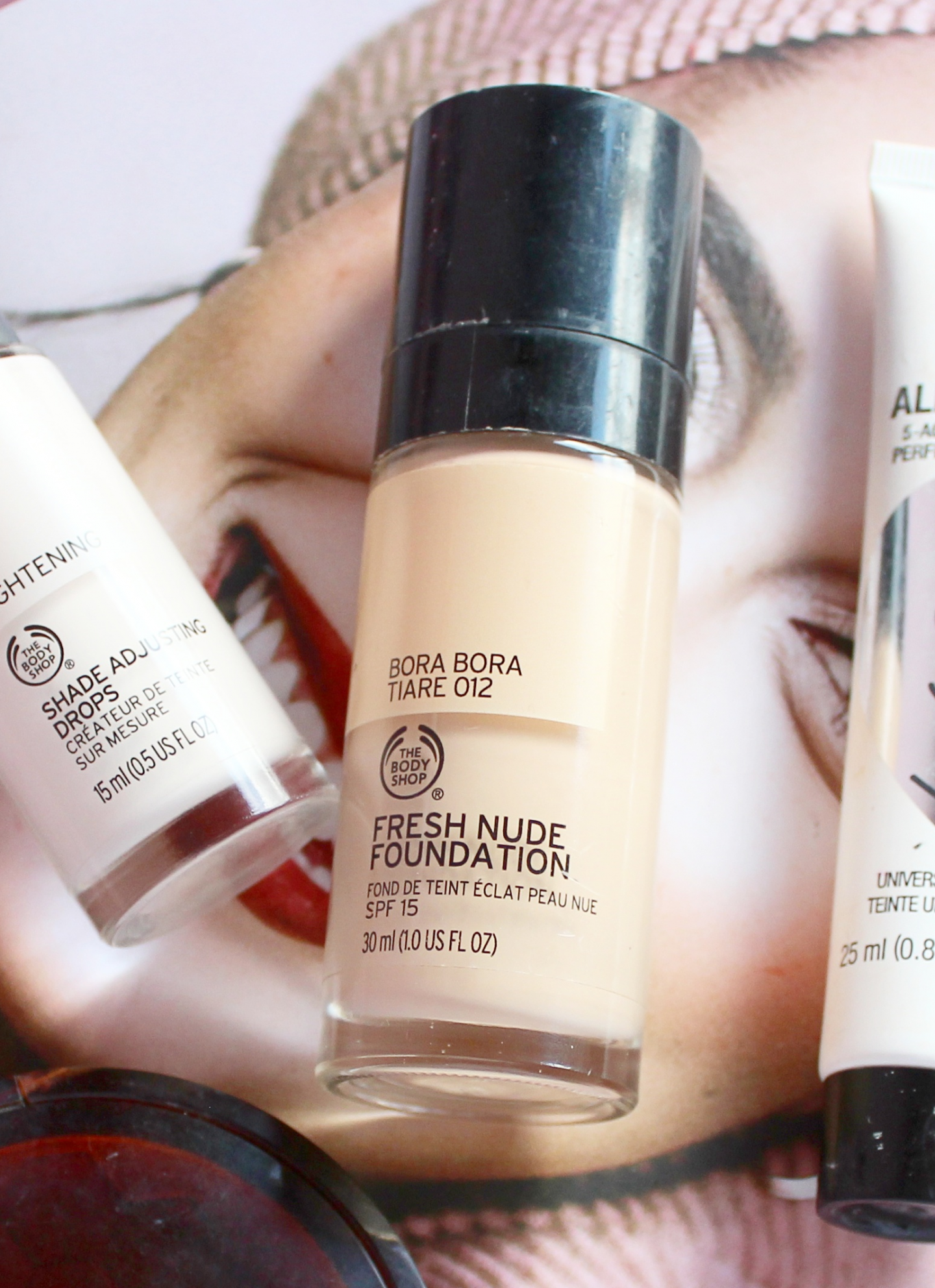 The Body Shop | Fresh Nude Foundation