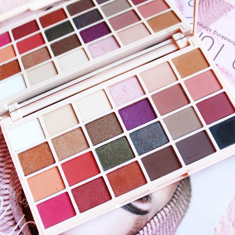 Soph x makeup revolution palette review