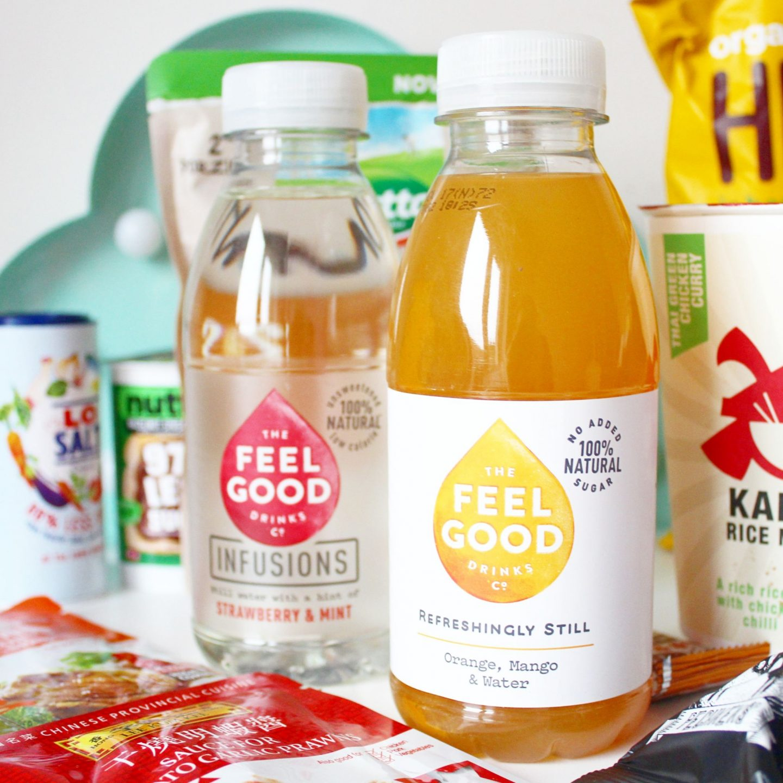 Degustabox - Unboxing & Discount Code | Feel Good Drinks