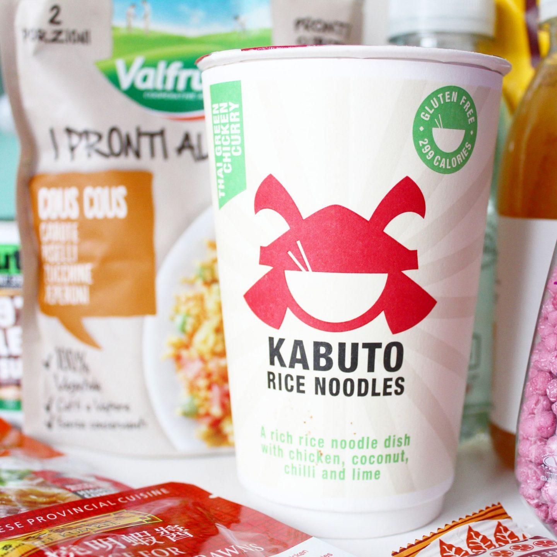 Degustabox - Unboxing & Discount Code | Kabuto Noodles