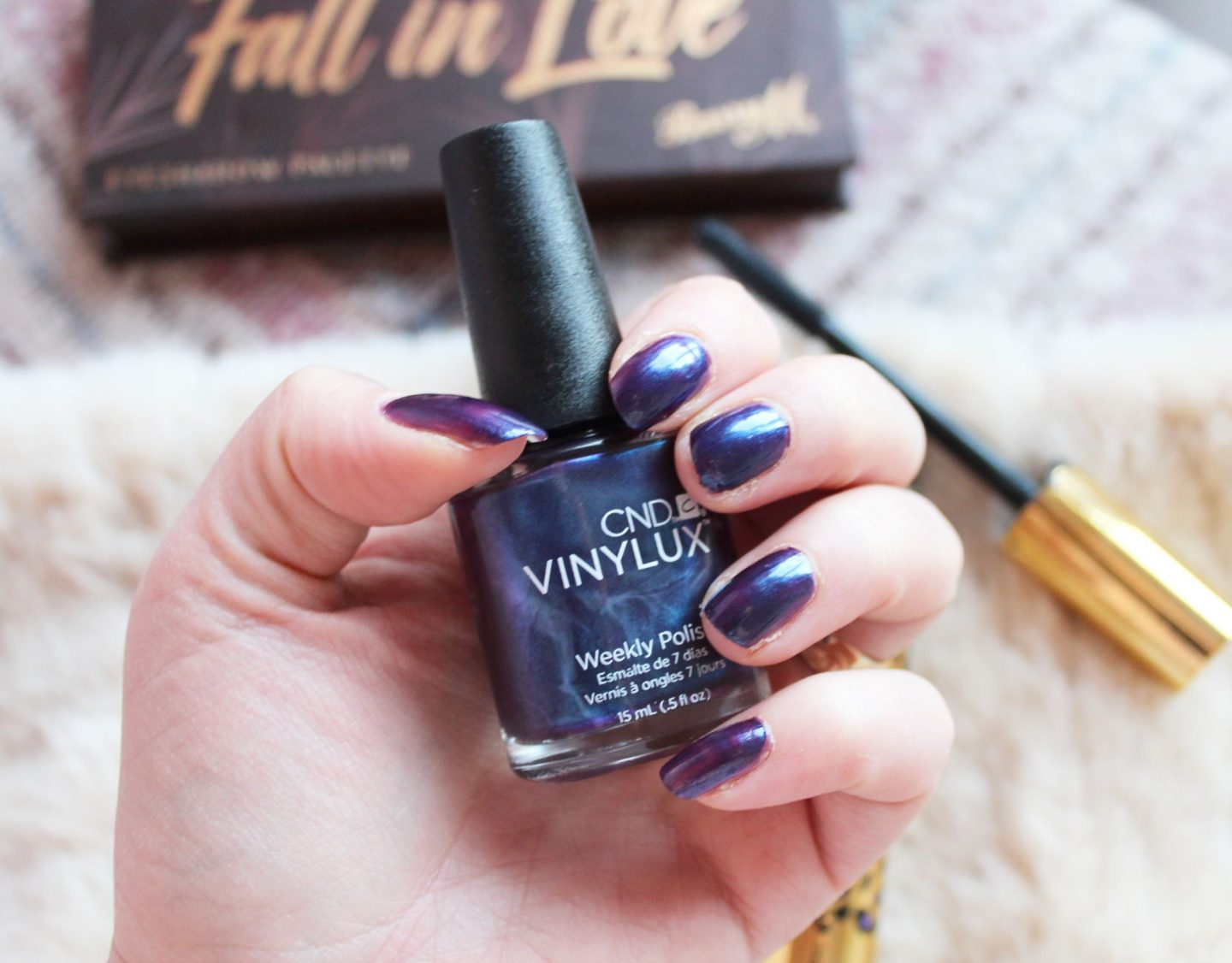 CND Vinylux Weekly Nail Polish in Eternal Midnight