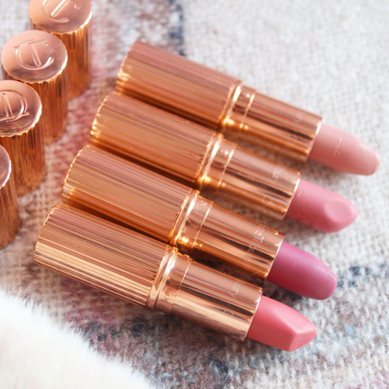 Charlotte Tilbury | Hot Lips K.I.S.S.I.N.G Lipstick in Kim K.W.