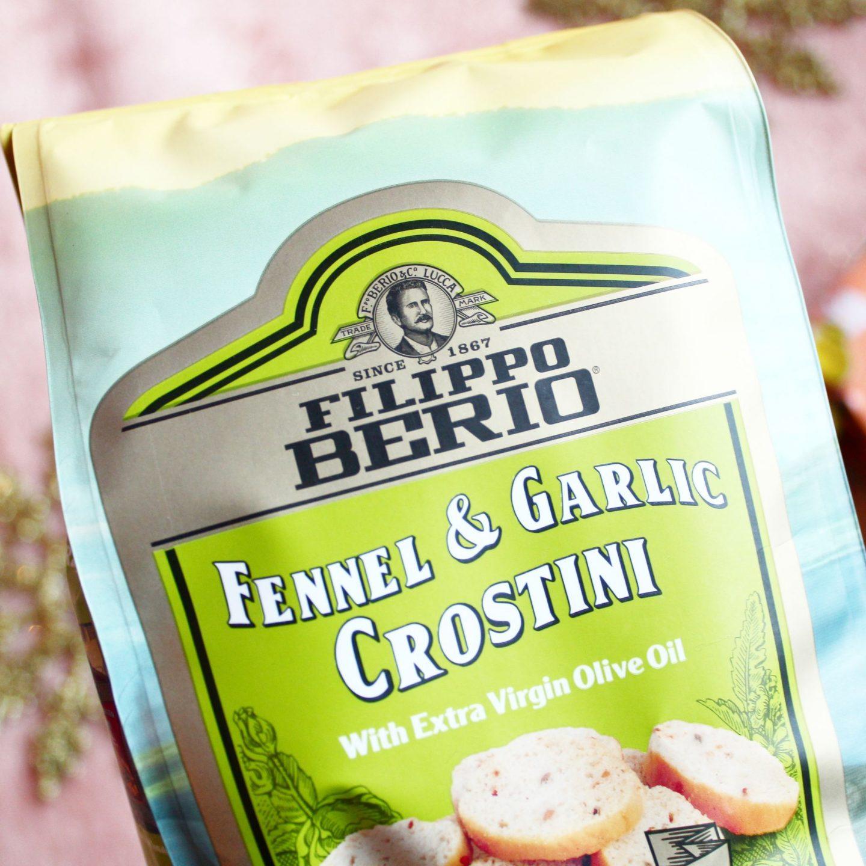 Degustabox | Filipo Berio Formaggio Crostini