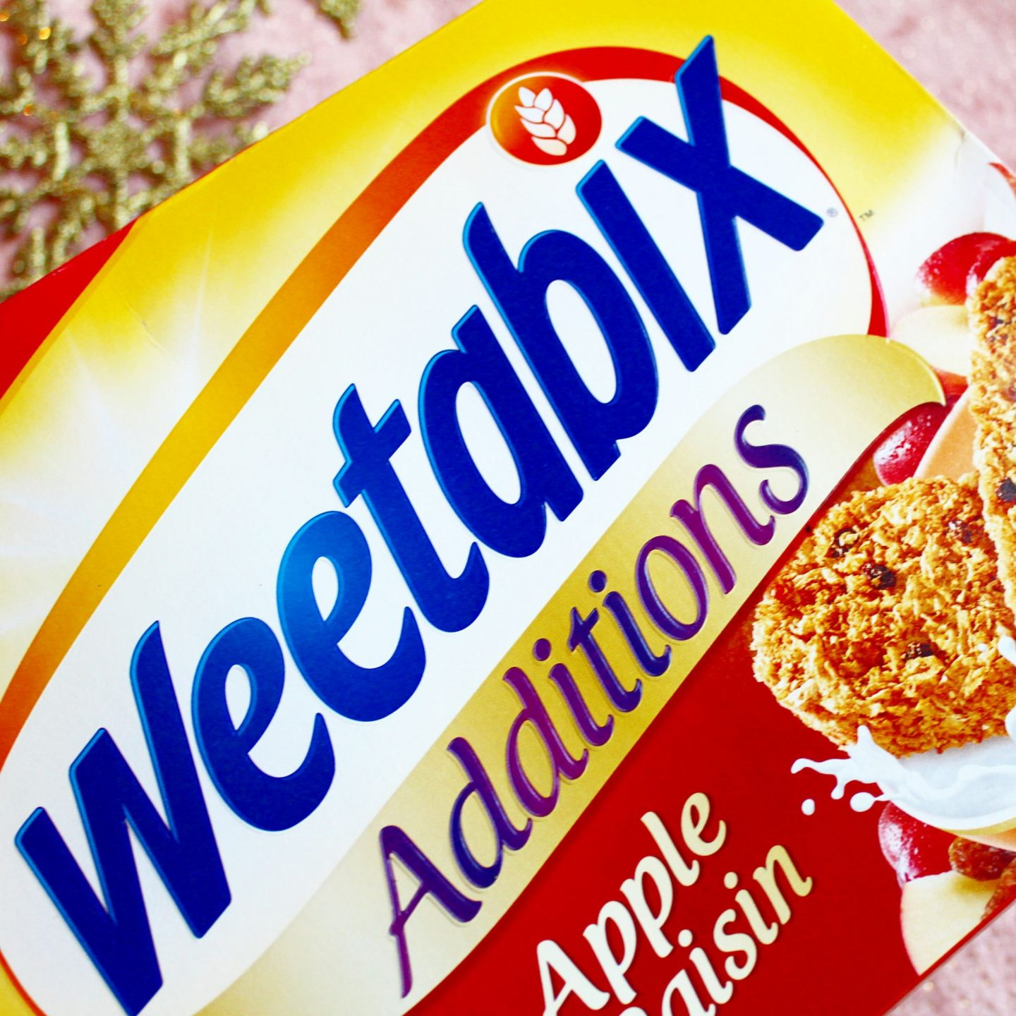Degustabox | Weetabix Additions Apple & Raisin