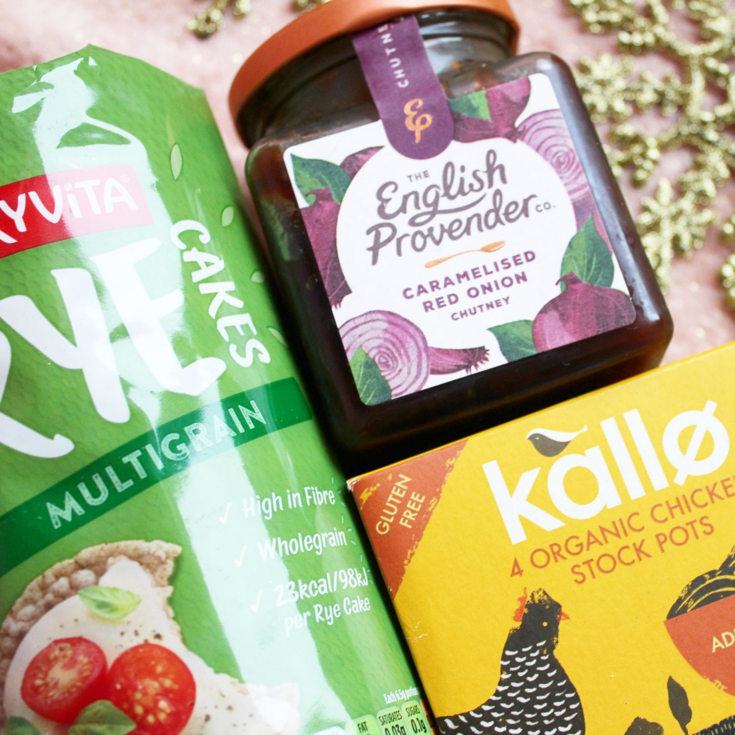 Degustabox | The English Provender Caramelised Red Onion Chutney