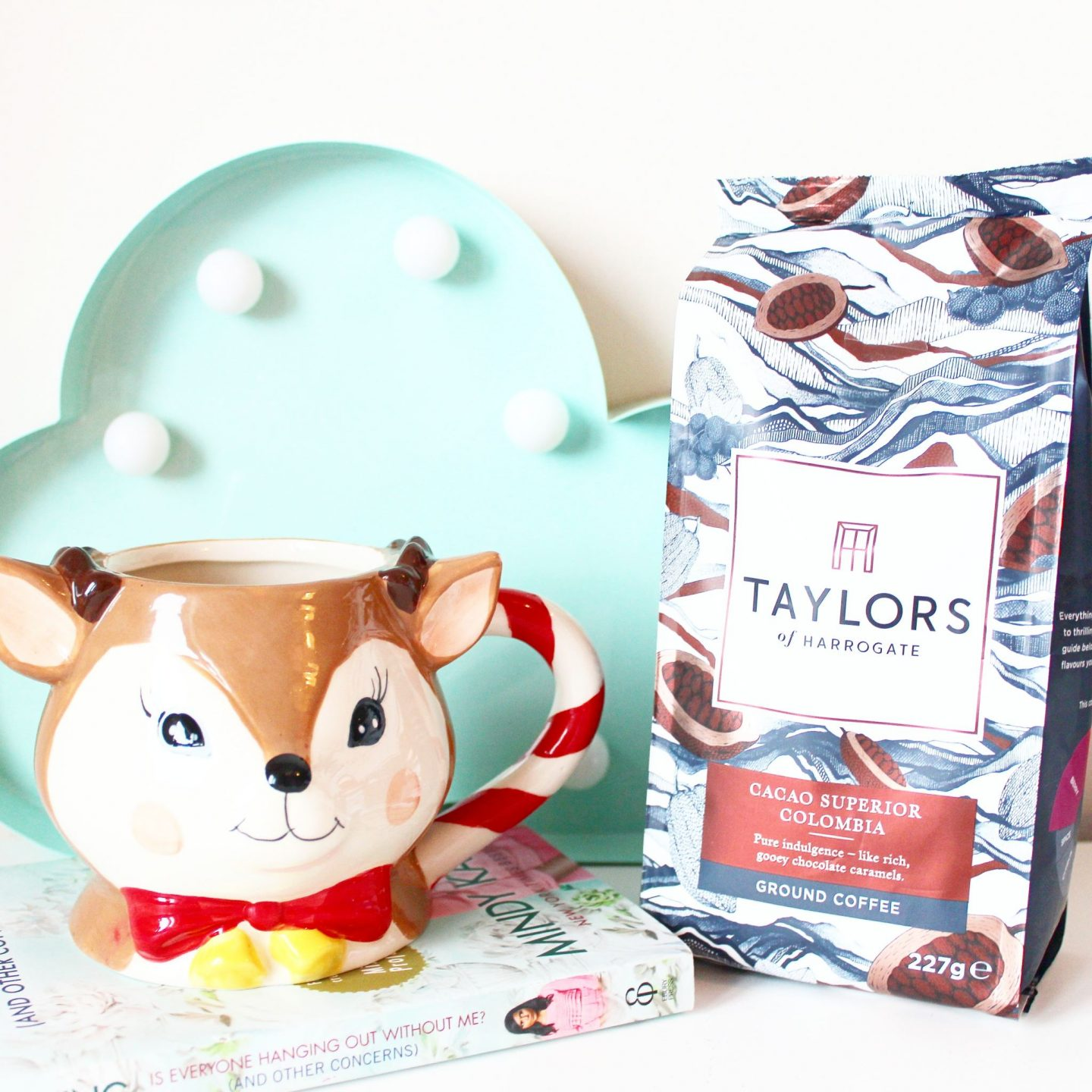 Degustabox | Cacao Superior Colombia Coffee from Taylors of Harrogate