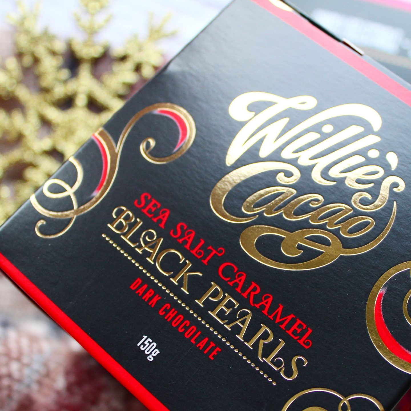 Degustabox | Willie's Cacao Dark Chocolate