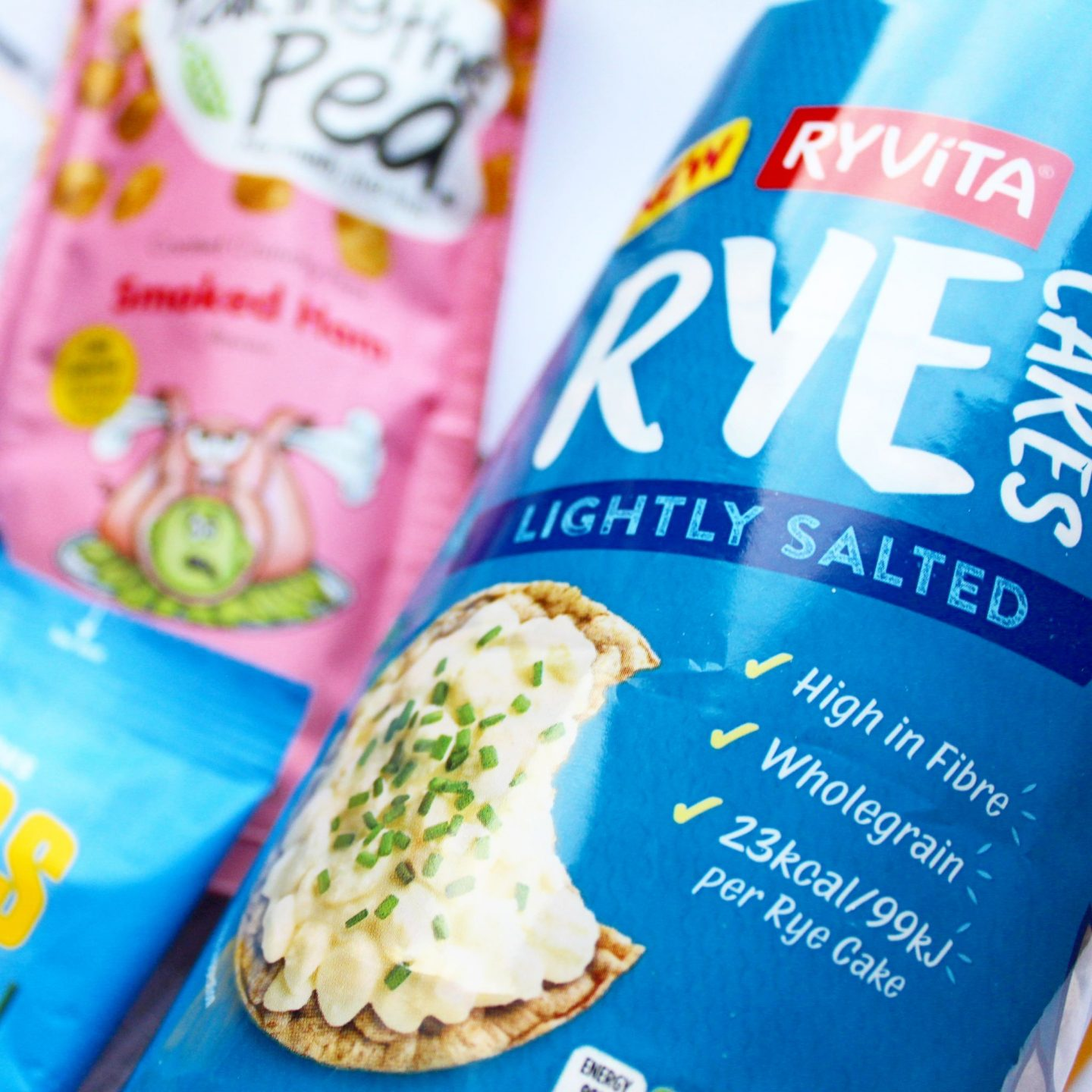 Degustabox | Ryvita Lightly Salted Rye Cakes